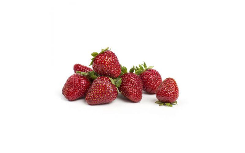 Organic Mara Des Bois Strawberries