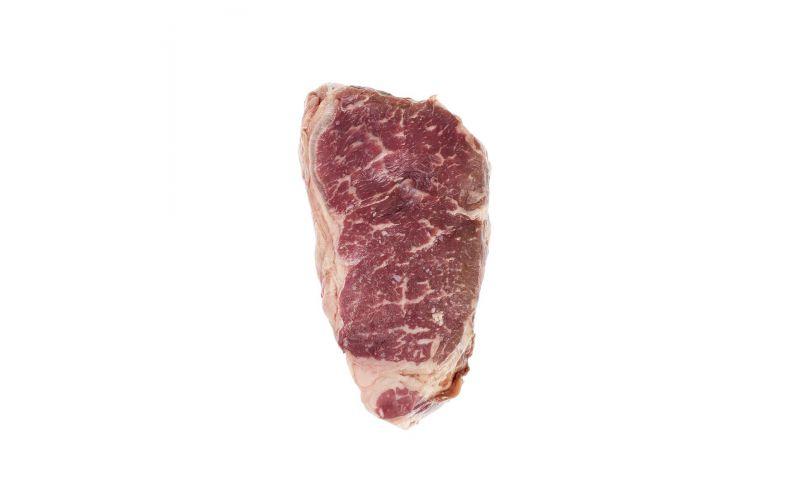 Boneless Top Choice Beef Strip Steaks 14 OZ