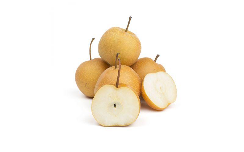 Organic Asian Hosui Pears